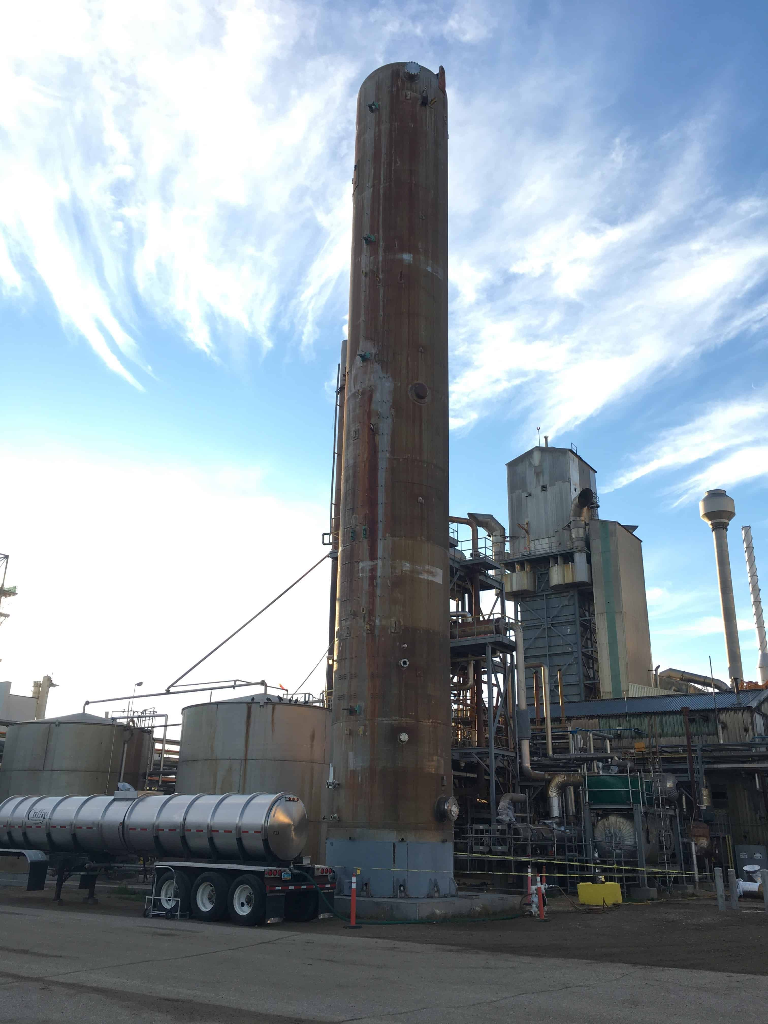 Used Chemical Process Plants and Equipment Surplus Industrial
