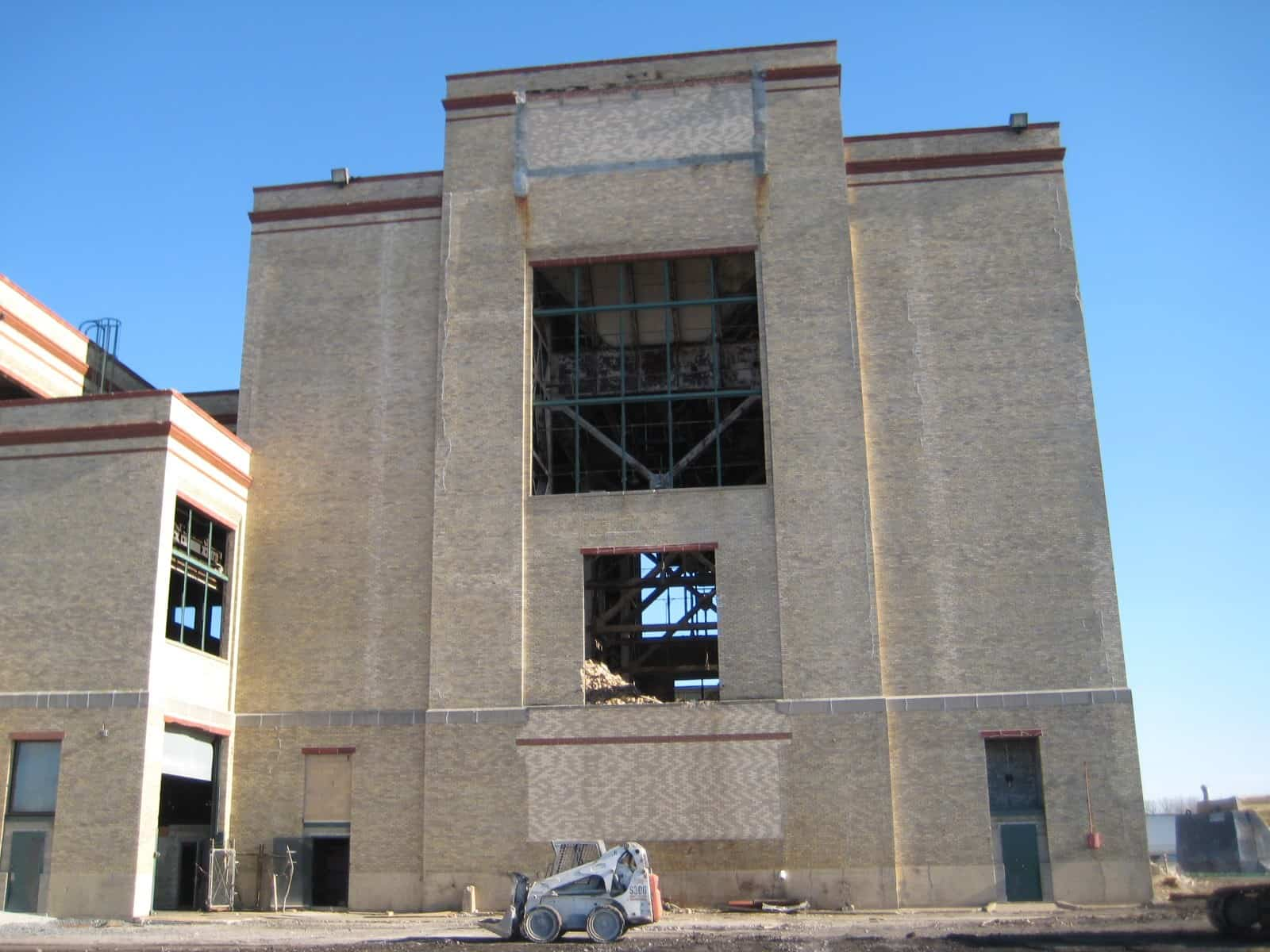 Power Plant - Salvage & Dismantlement - Western Electric