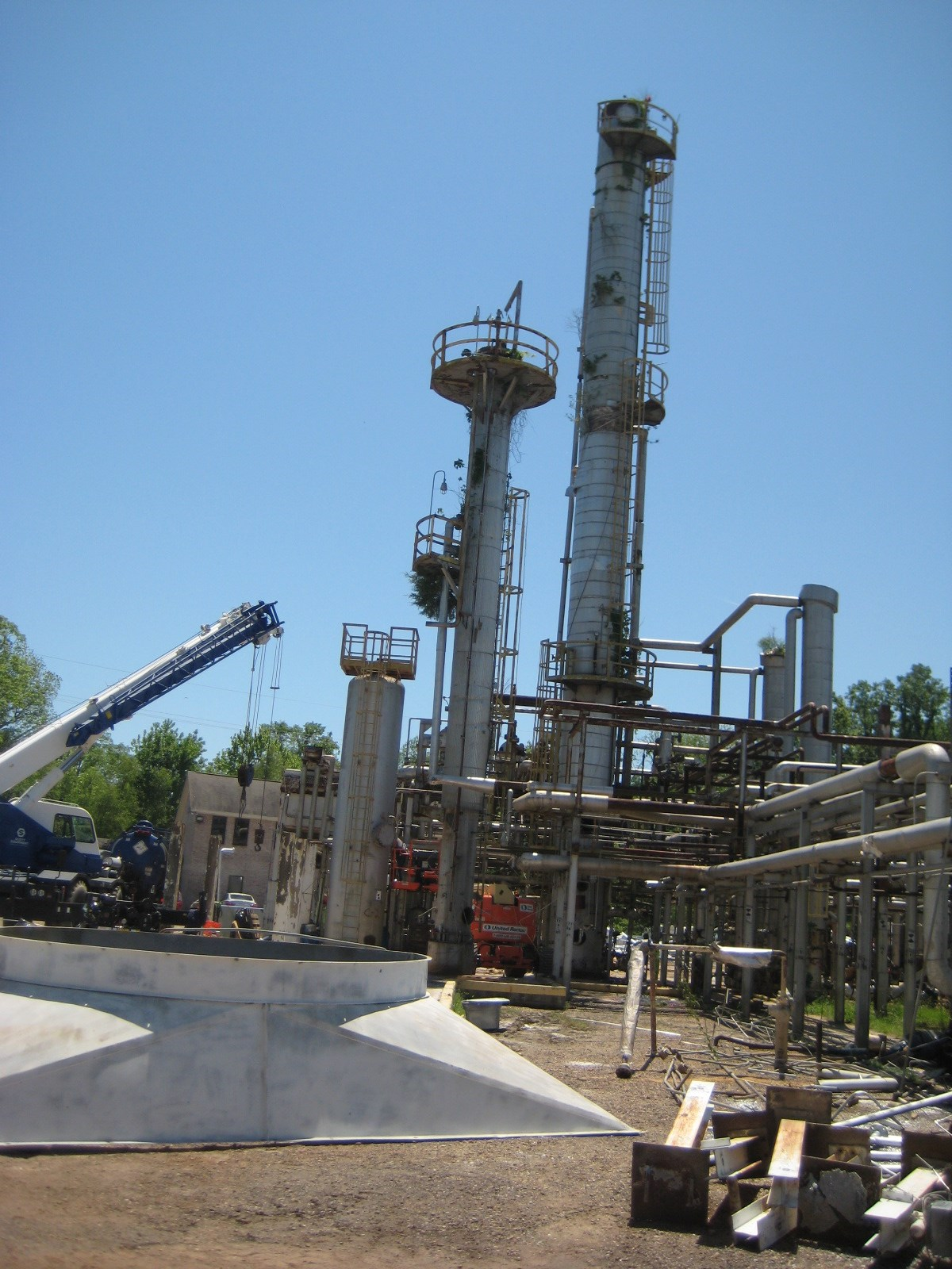Case study on petroleum industry