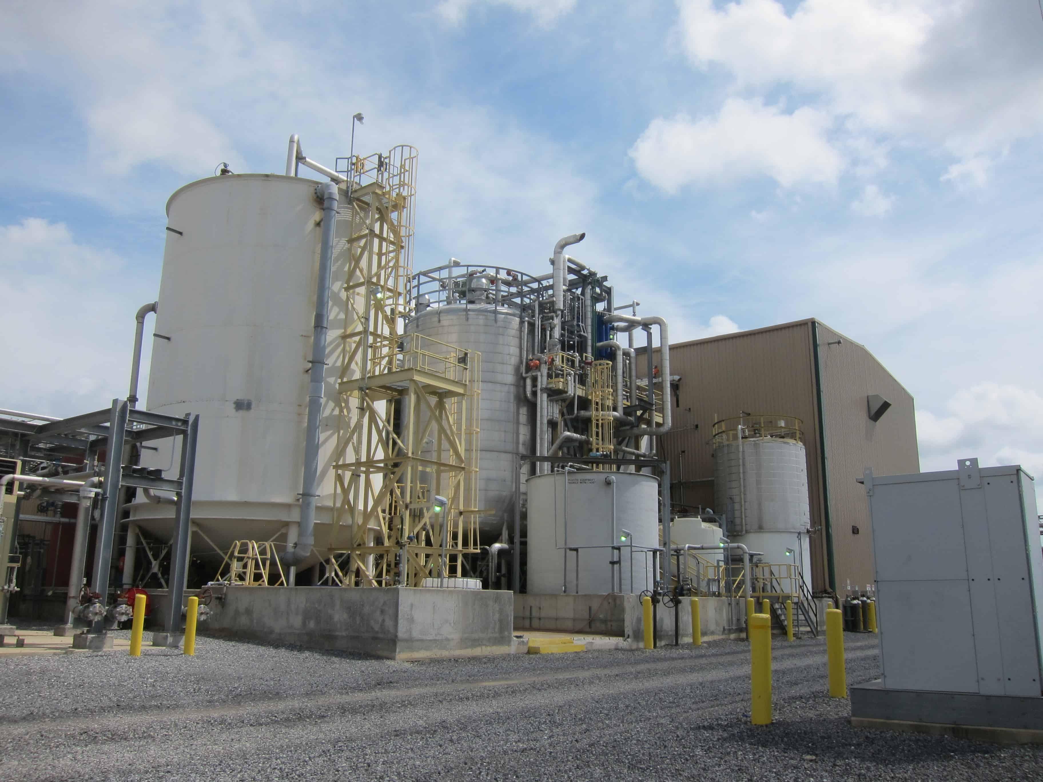 Phoenix Offers Complete Ethanol Fermentation Plant