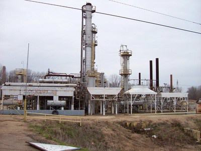 Refinery Unit - Plant Sold for Relocation – Vicksburg Petroleum