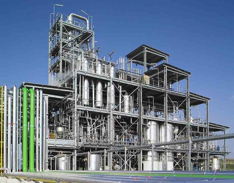Edible Oils & Fats Refining Process