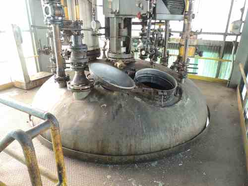 7000 Gal RAS Process Equipment  Stainless Steel Reactor
