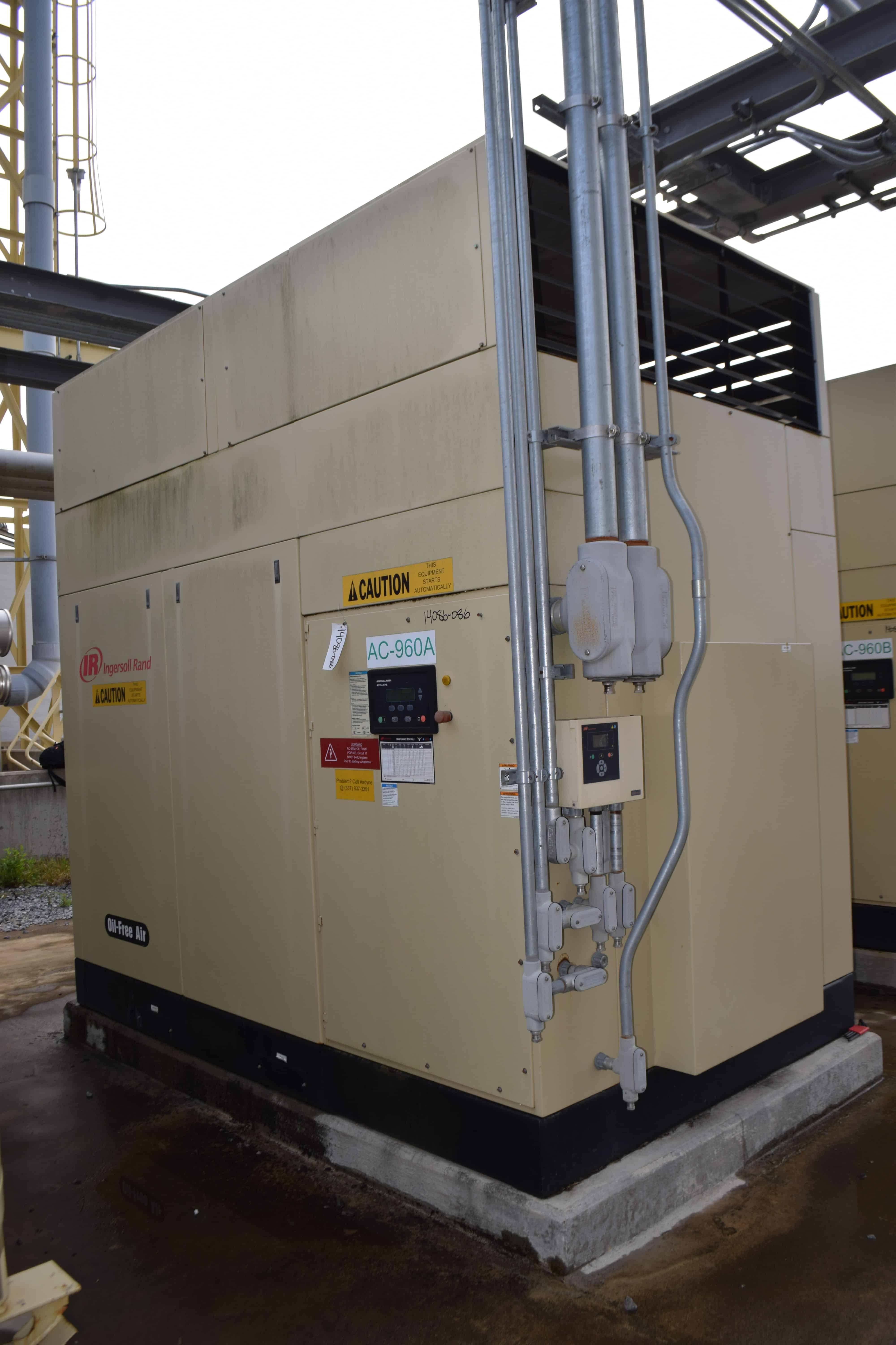 Rotary Screw Compressor : Buy and sell used rotary screw compressors at phoenix