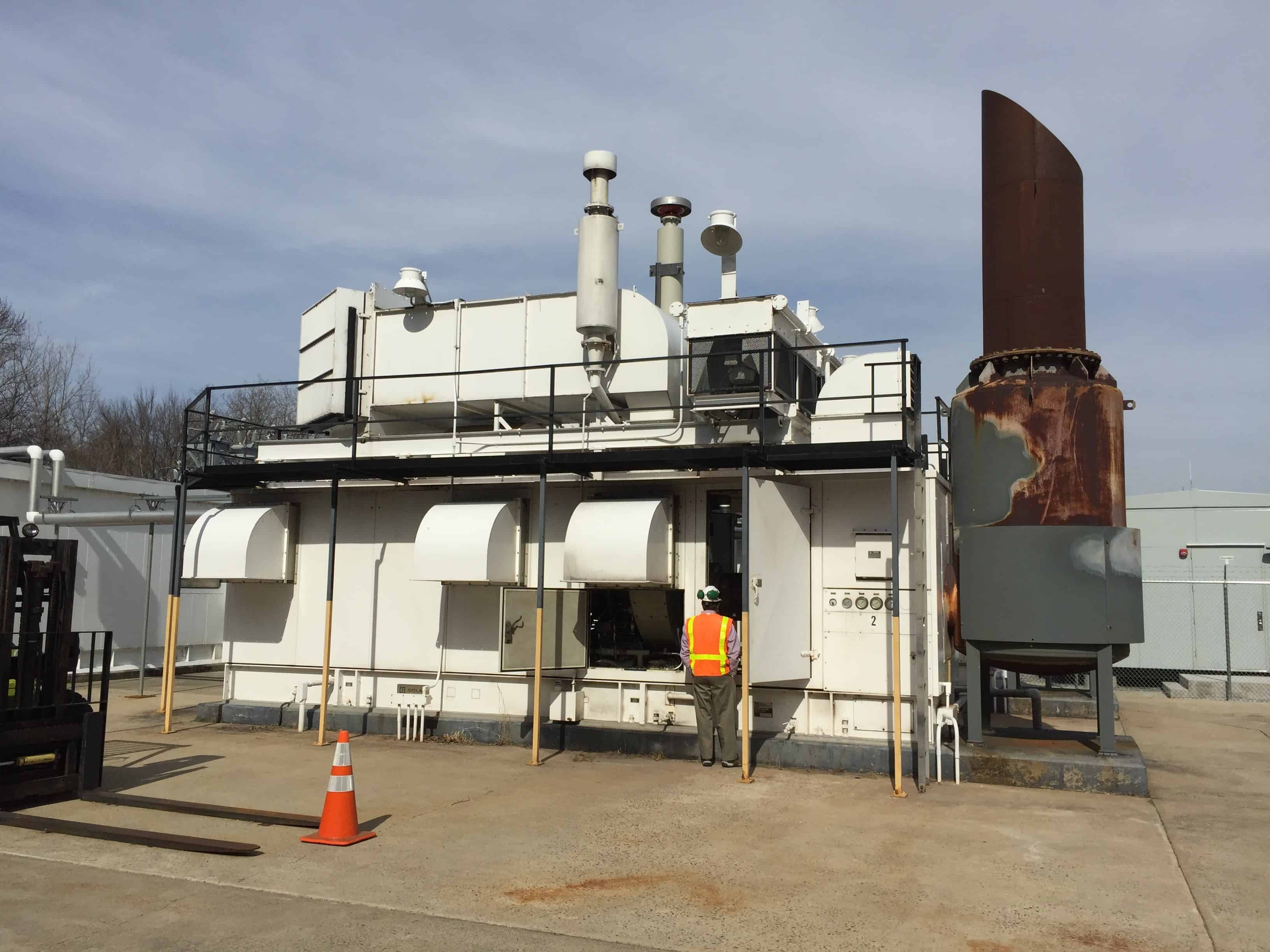 100 [ Natural Gas Turbine Generators For Sale ]