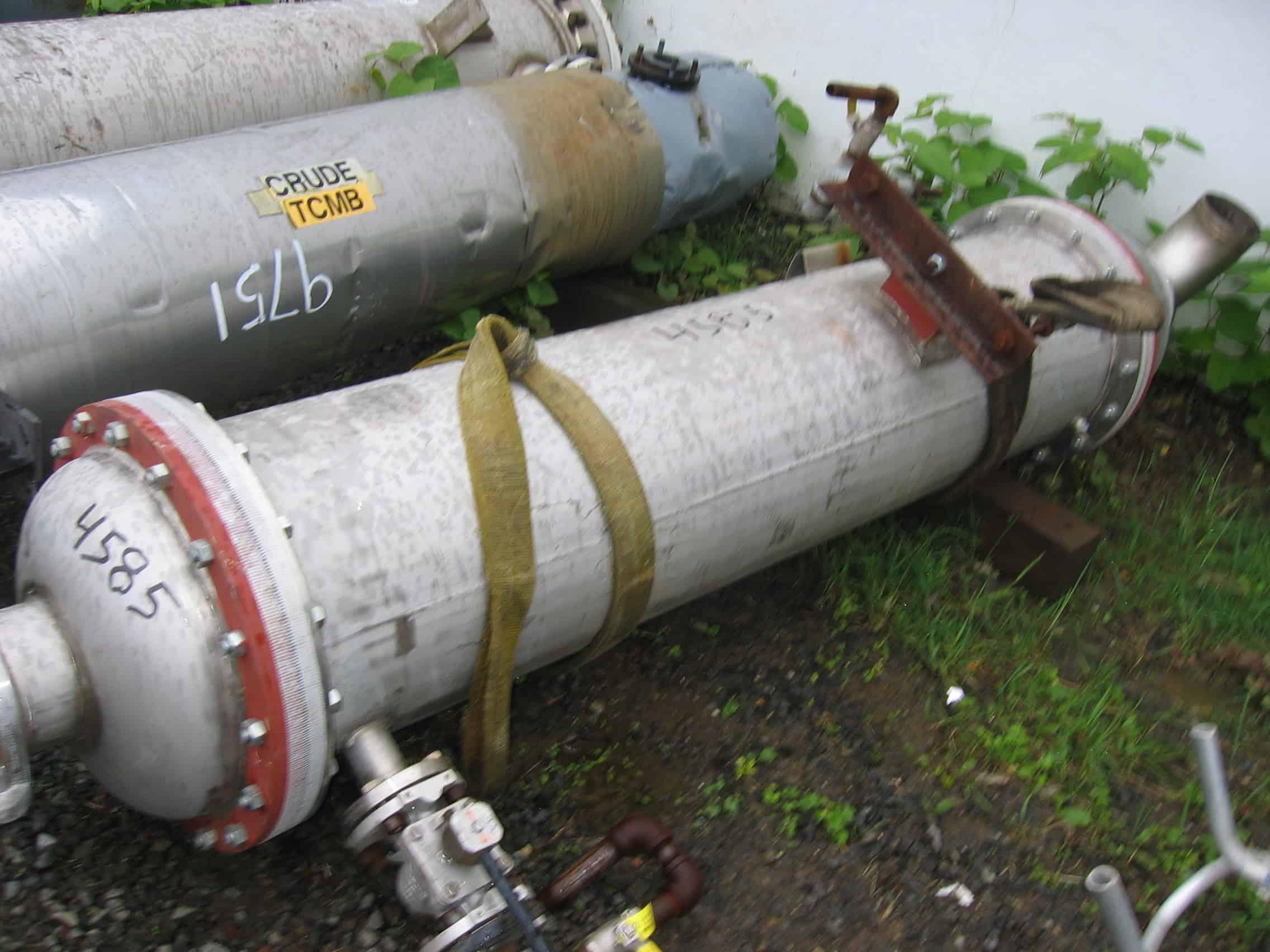 Tyler steel tube