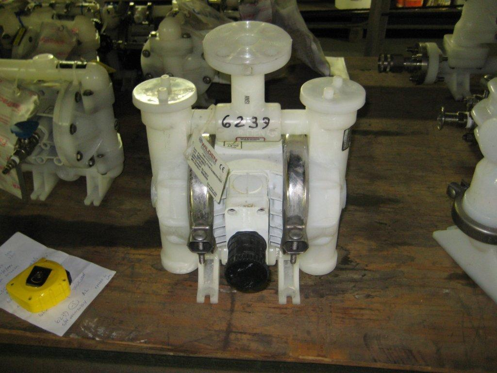 37 GPM Wilden Pump & Eng  Reciprocating Pump | 6239 | New Used and