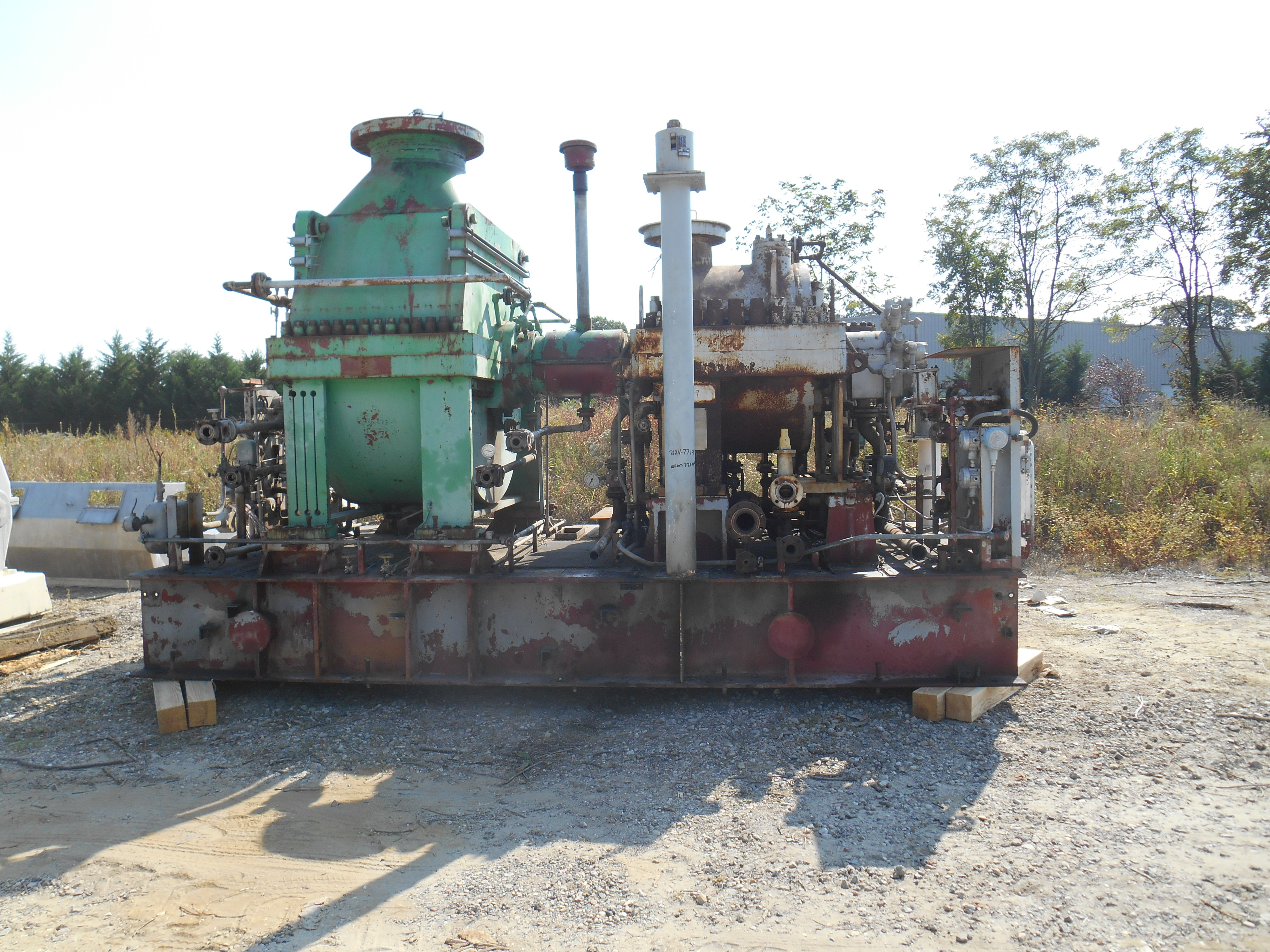 Buy and Sell Used pressors at Phoenix Equipment