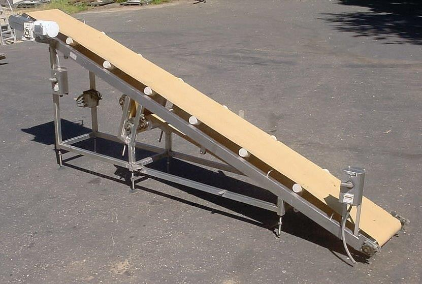 18 wide conveyor 8273 new used and surplus equipment for Motor inn of algona inc algona ia