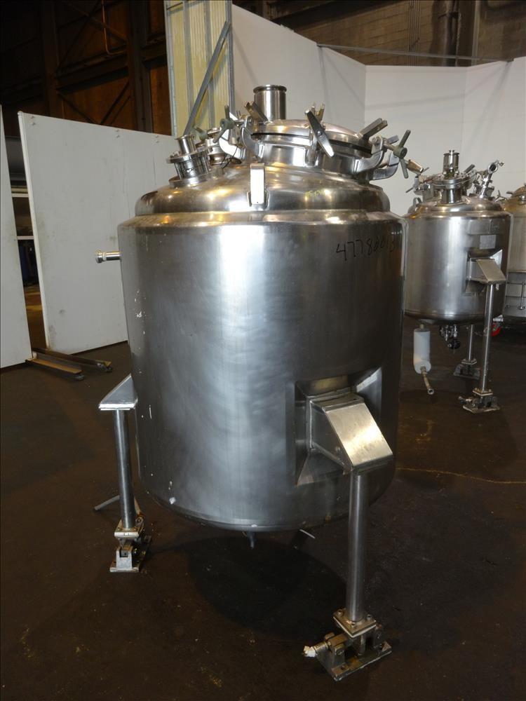 Gal mueller stainless steel reactor  new used