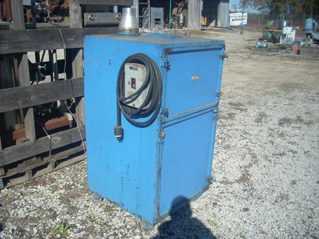 2 cu ft torit dust collector 5433 new used and surplus for Dust collector motor blower