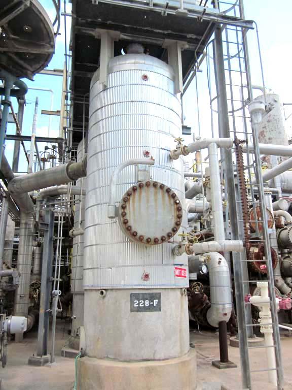 2000 Gal Westlake Metal Fab Vertical Carbon Steel Pressure