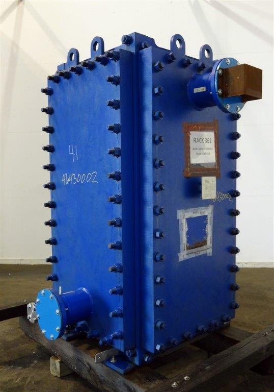 Alfa laval compabloc plate heat exchanger Подогреватель высокого давления ПВ-1800-37-2,0 Воткинск