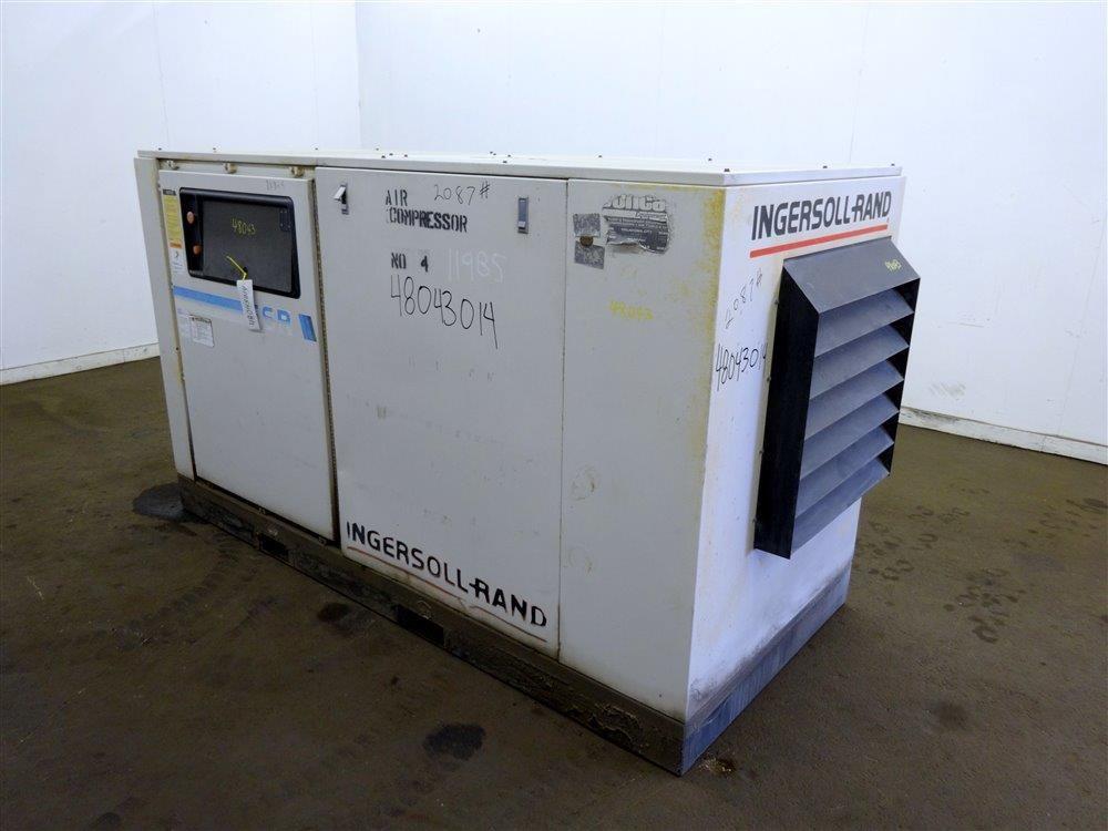 208 CFM Ingersoll Rand Rotary Screw Compressor | 11985 | New