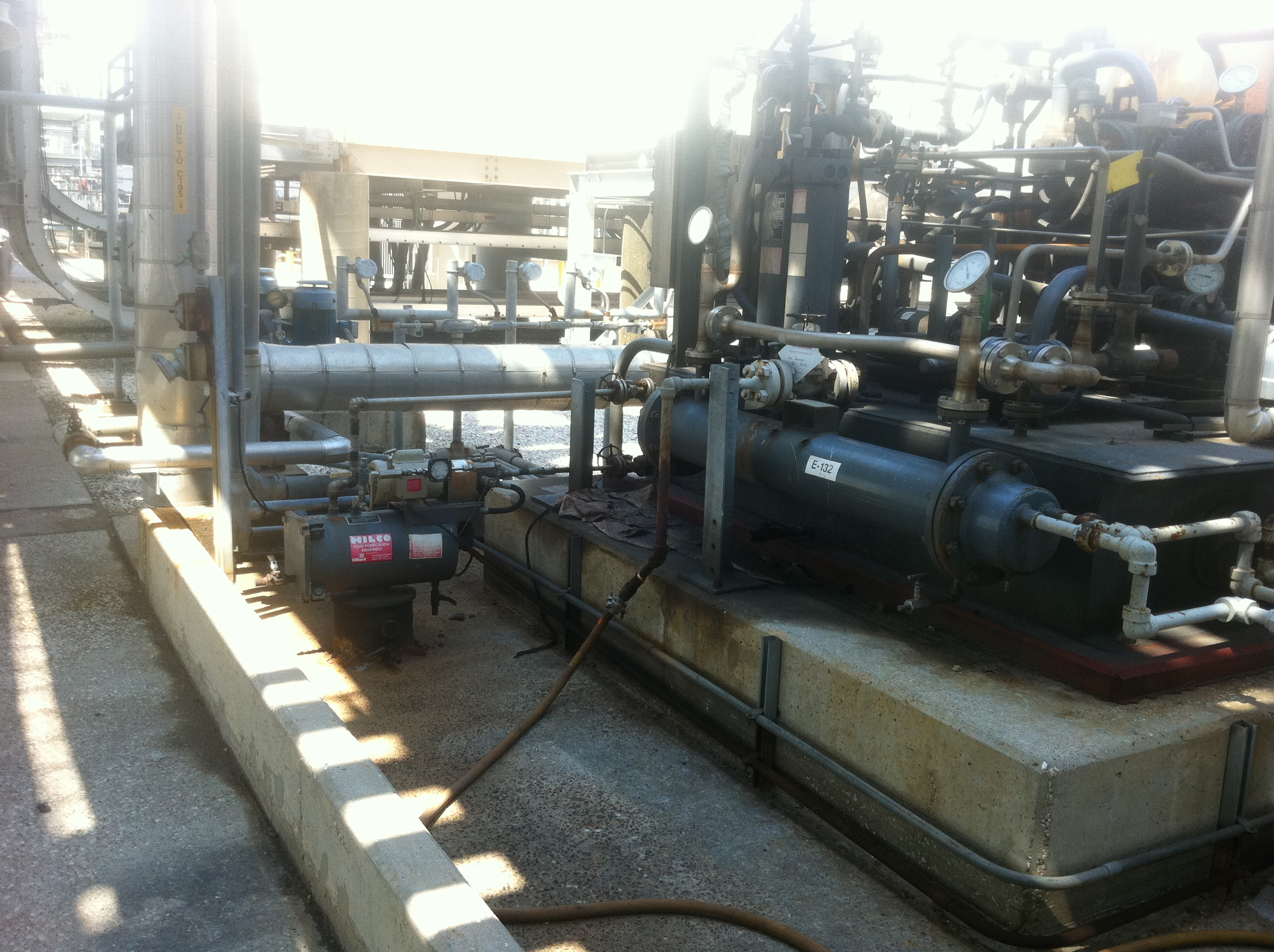 3100 KW Murray Turbomachinery Steam Turbine Generator 1009