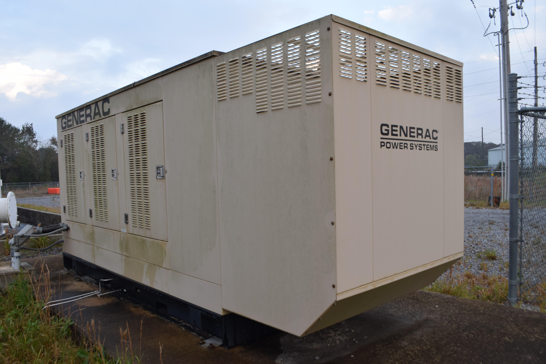 300 KW Generac Diesel Generator Set