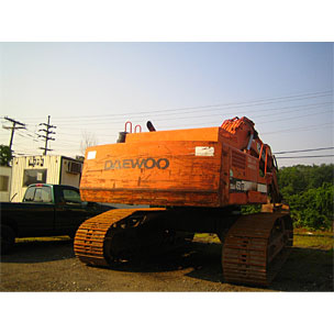 Daewoo 450 Equipt | 3449 | New Used and Surplus Equipt ...