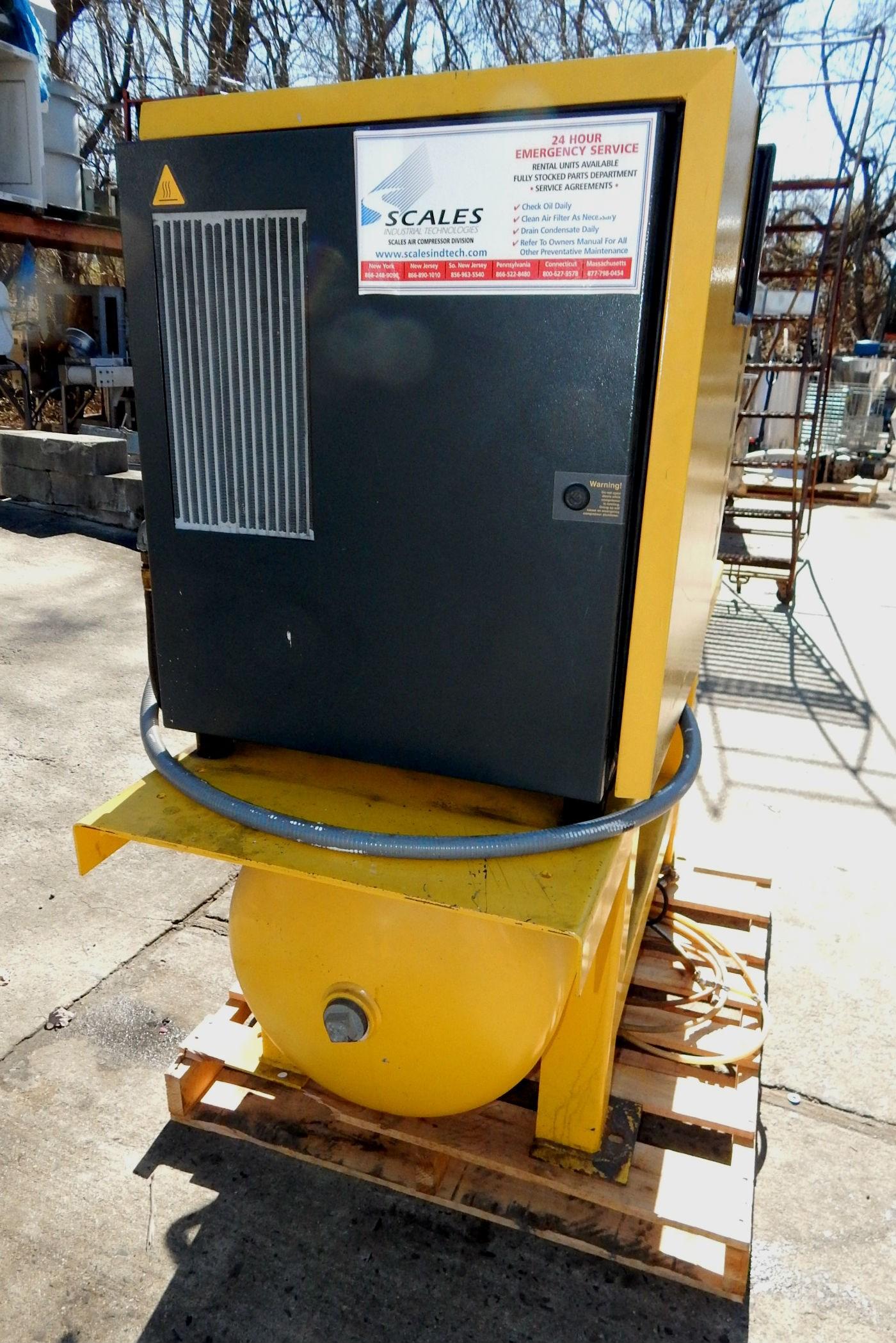 42 CFM Kaeser Compressors Rotary Screw Compressor