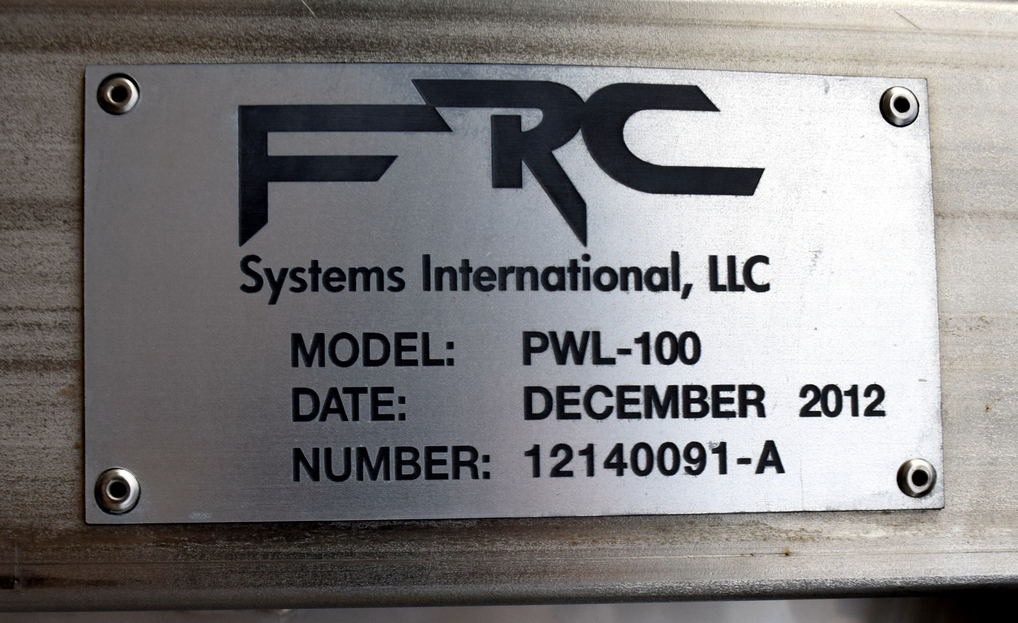 Unused 430 GPM FRC Systems Dissolved Air Flotation System | 14002 ...