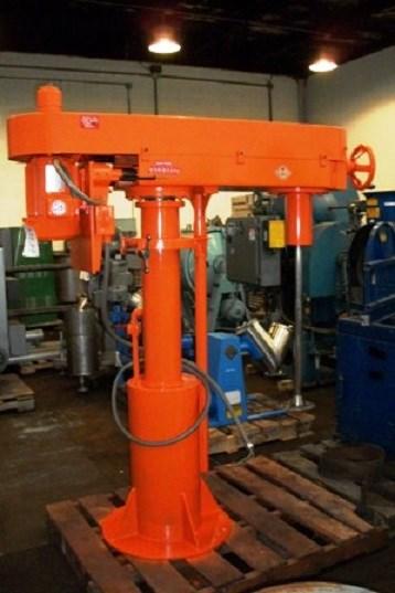 5 Hp Mooney Disperser 11060 New Used And Surplus