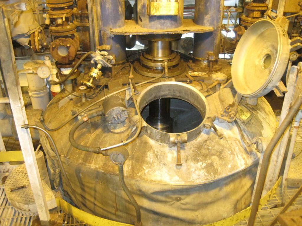2 5 Sq Meter Rosenmund Hastelloy Nutsche Filter 6366