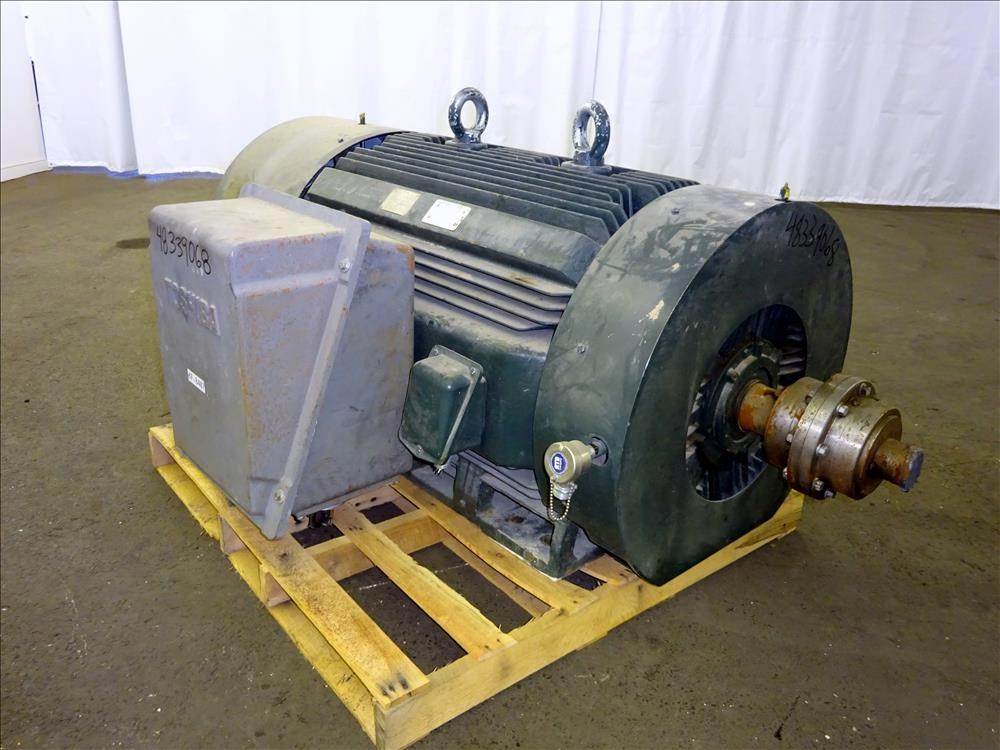 500 Hp Toshiba 1 Motor 12567 New Used And Surplus