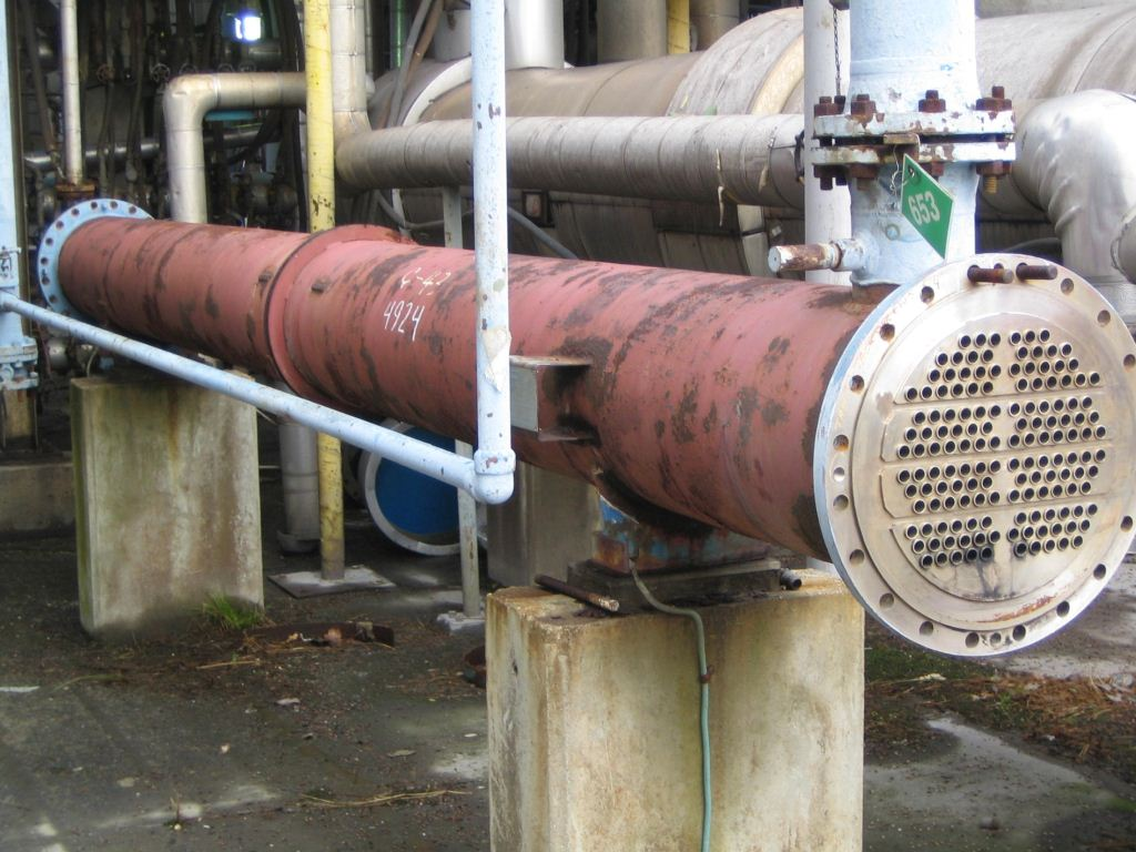 Теплообменник разделительный параметры применение алюминия в теплообменниках
