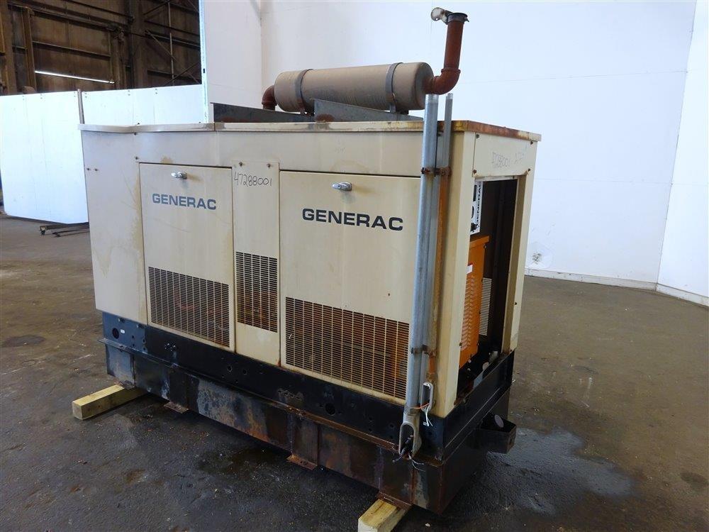 Generac sd060 60 kw diesel engine generator 11207 for Who makes generac motors