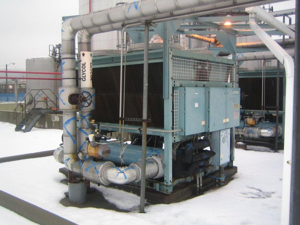 64 Ton York Chiller 4992 New Used And Surplus
