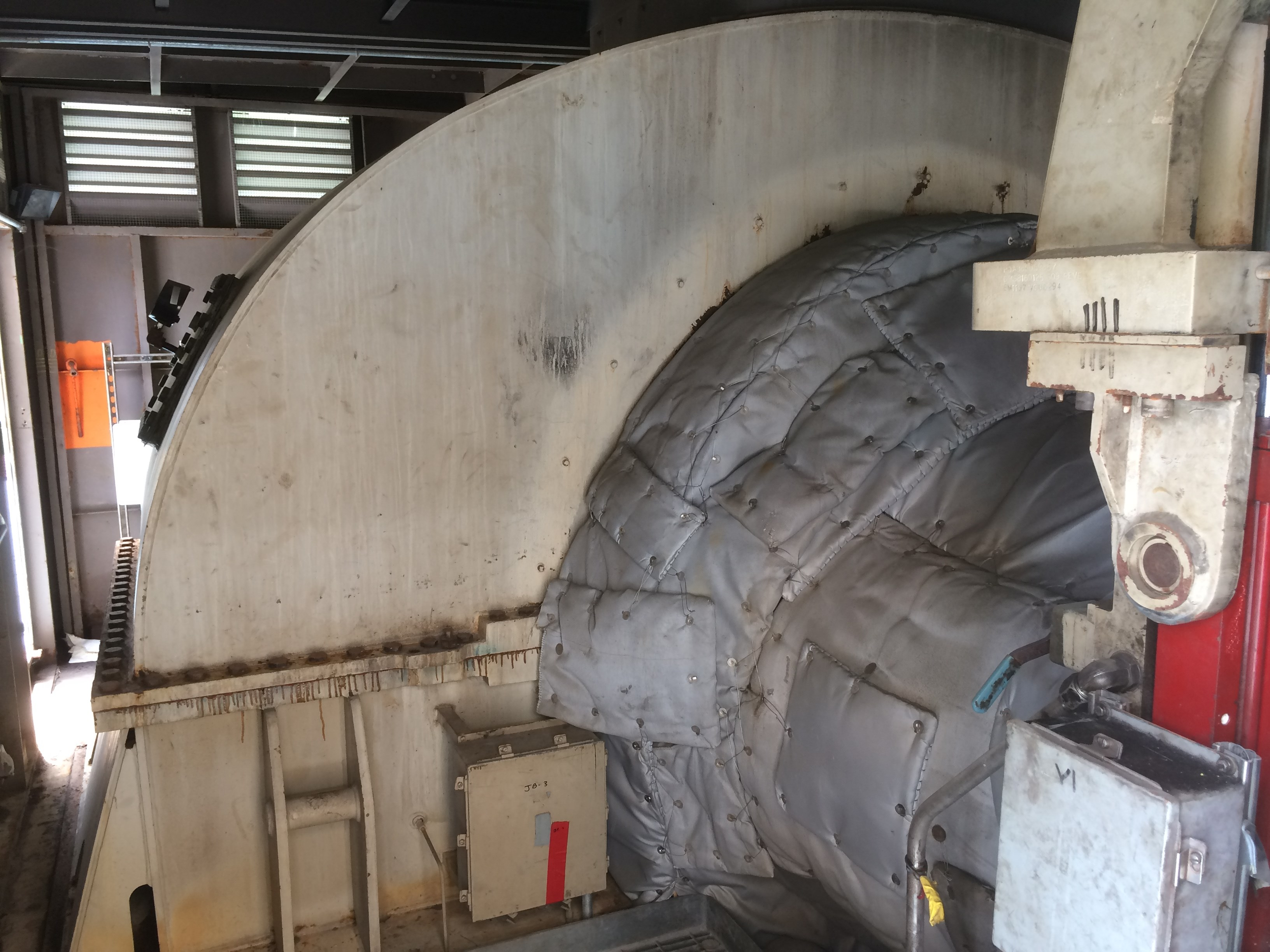 66MW General Electric Steam Turbine Generator