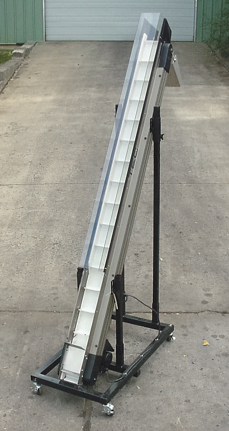 7 Quot Wide Tec Eng Conveyor 6201 New Used And Surplus