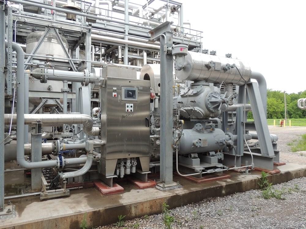 7188 CFM Ariel JGT/2 Reciprocating Compressor | 16007 | New