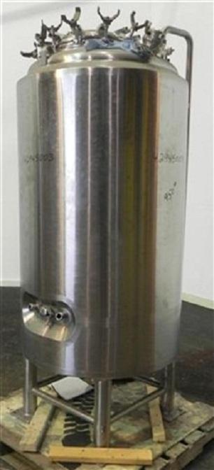198 Gal Dci Stainless Steel Pressure Vessel 7094 New