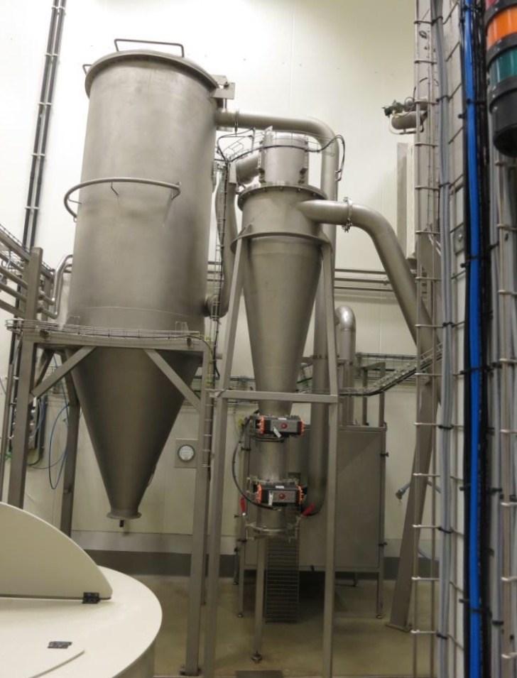 "Air Dryer Filter >> 98 "" Dia GEA Niro Spray Dryer   11224   New Used and Surplus Equipment   Phoenix Equipment"