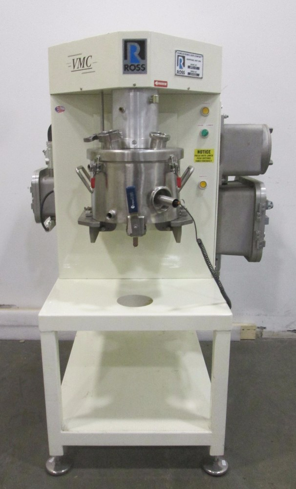 8 Quart Ross Planetary Mixer Vcm 2 11564 New Used And