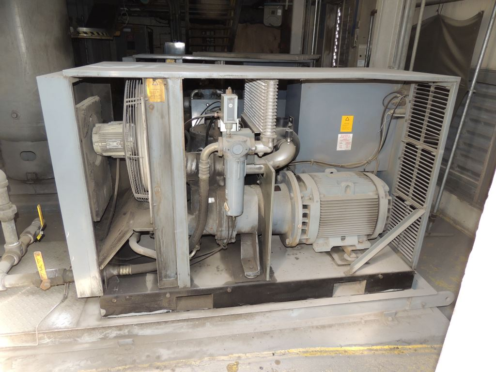 180 Cfm Atlas Copco Rotary Screw Compressor 7483 New