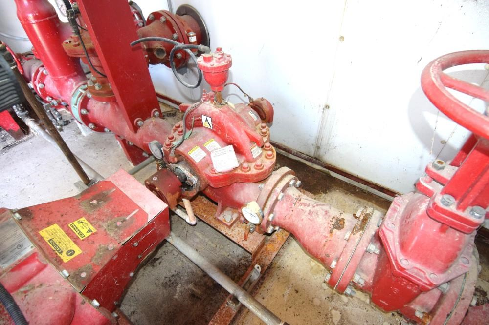 Clark Fire Fire System | 14197 | New Used and Surplus