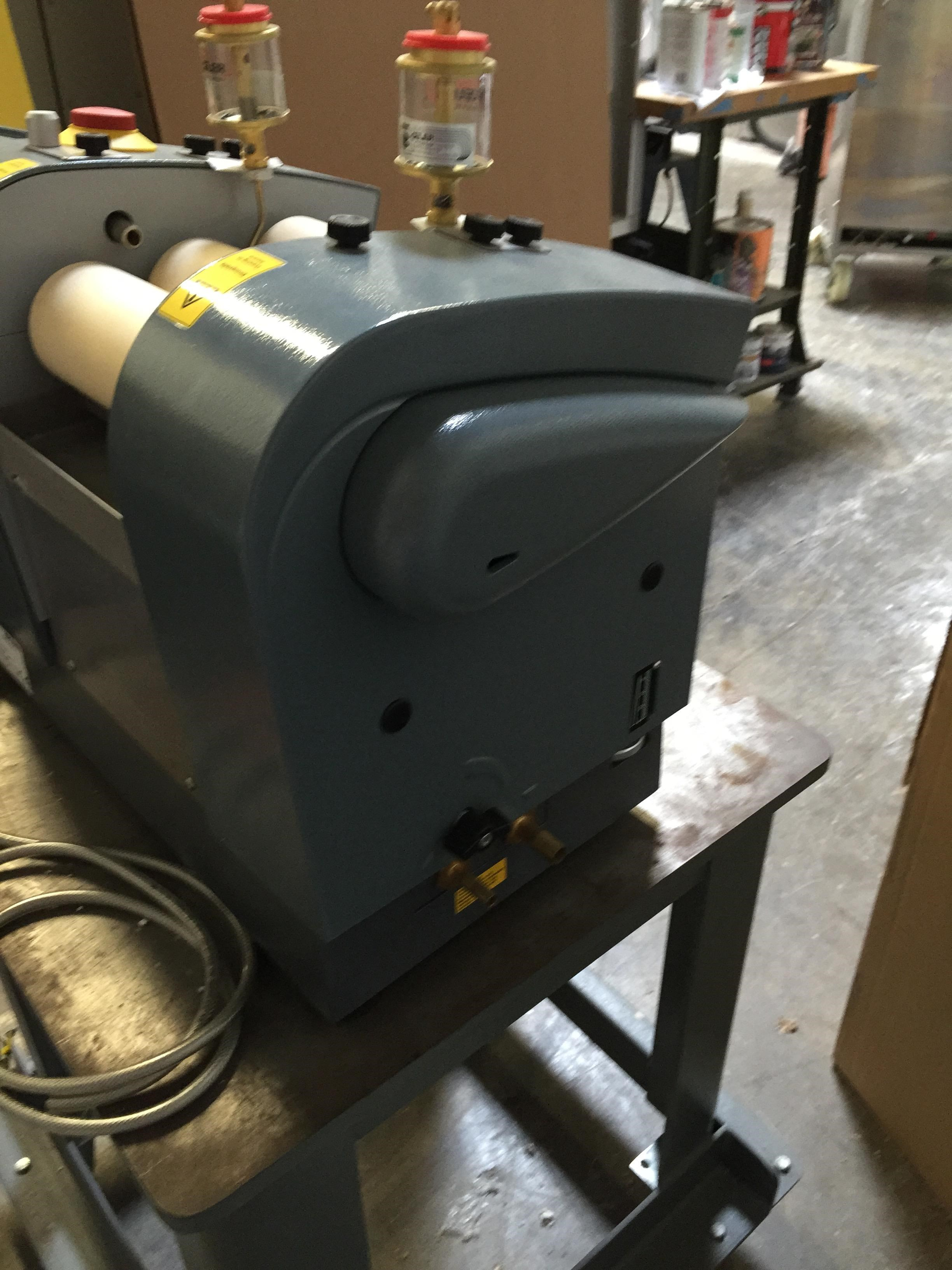 1 Quot Dia Exakt 3 Roll Mill 9576 New Used And Surplus