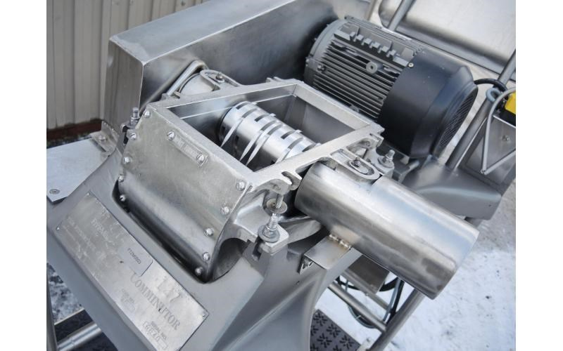 Fitzpatrick D6 SS 5 HP Fitzmill | 13960 | New Used and Surplus