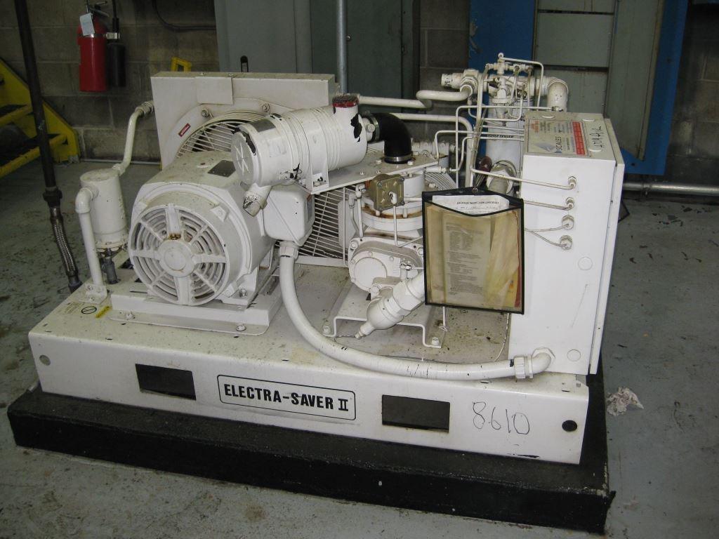 Gardner Denver Rotary Screw Compressor 8610 New Used