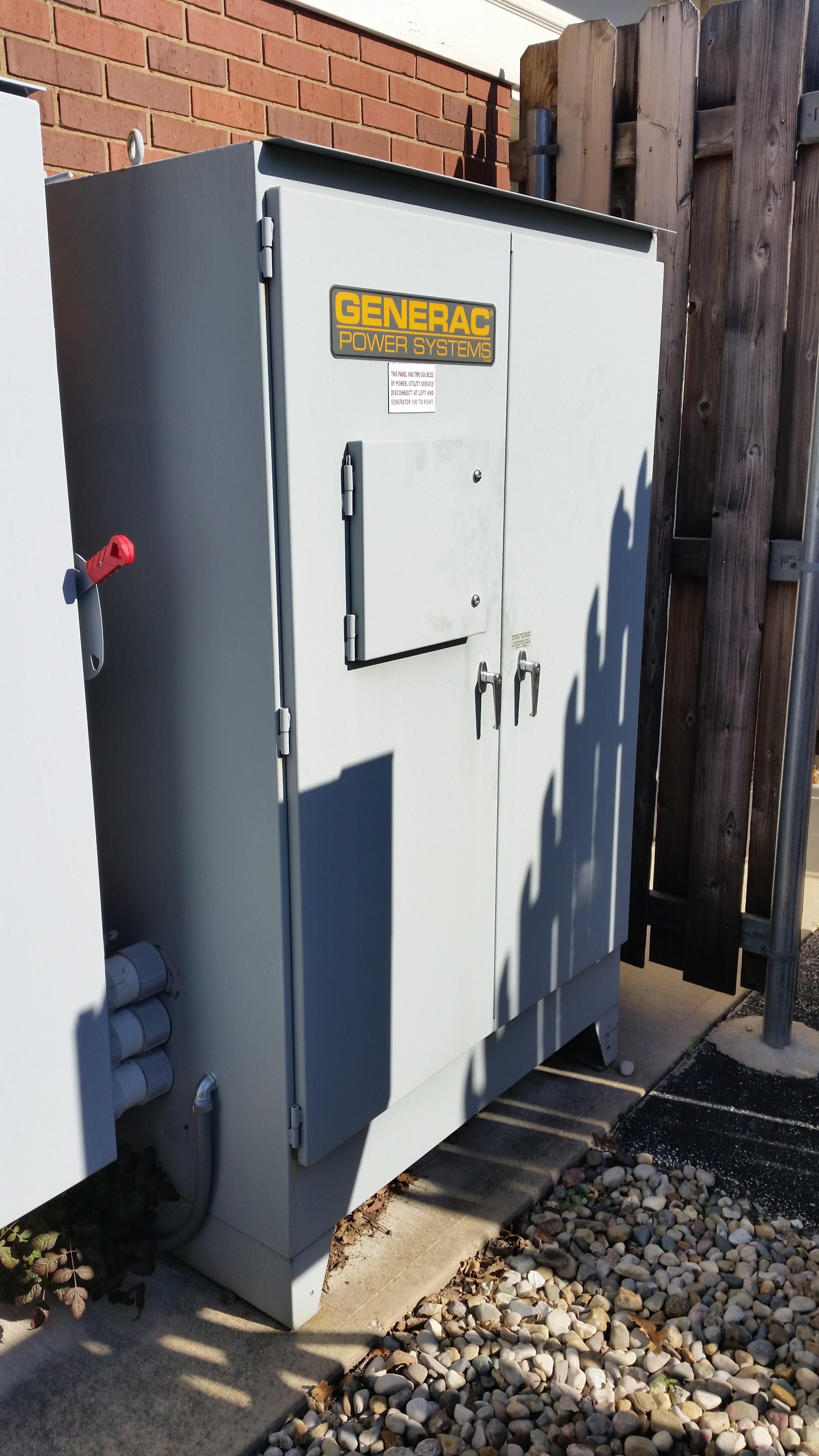 Generac 200 KW Diesel Engine & Generator