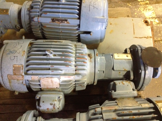 Ingersoll Rand 35 GPM Stainless Steel Centrifugal Pump   7285   New