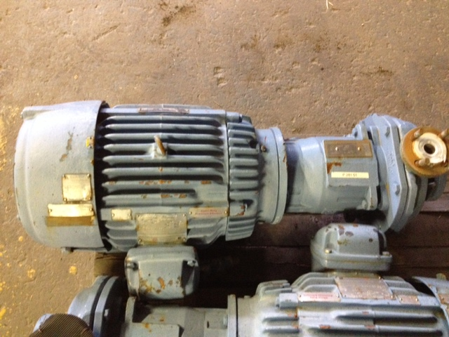 Ingersoll Rand 35 GPM Stainless Steel Centrifugal Pump | 7286 | New