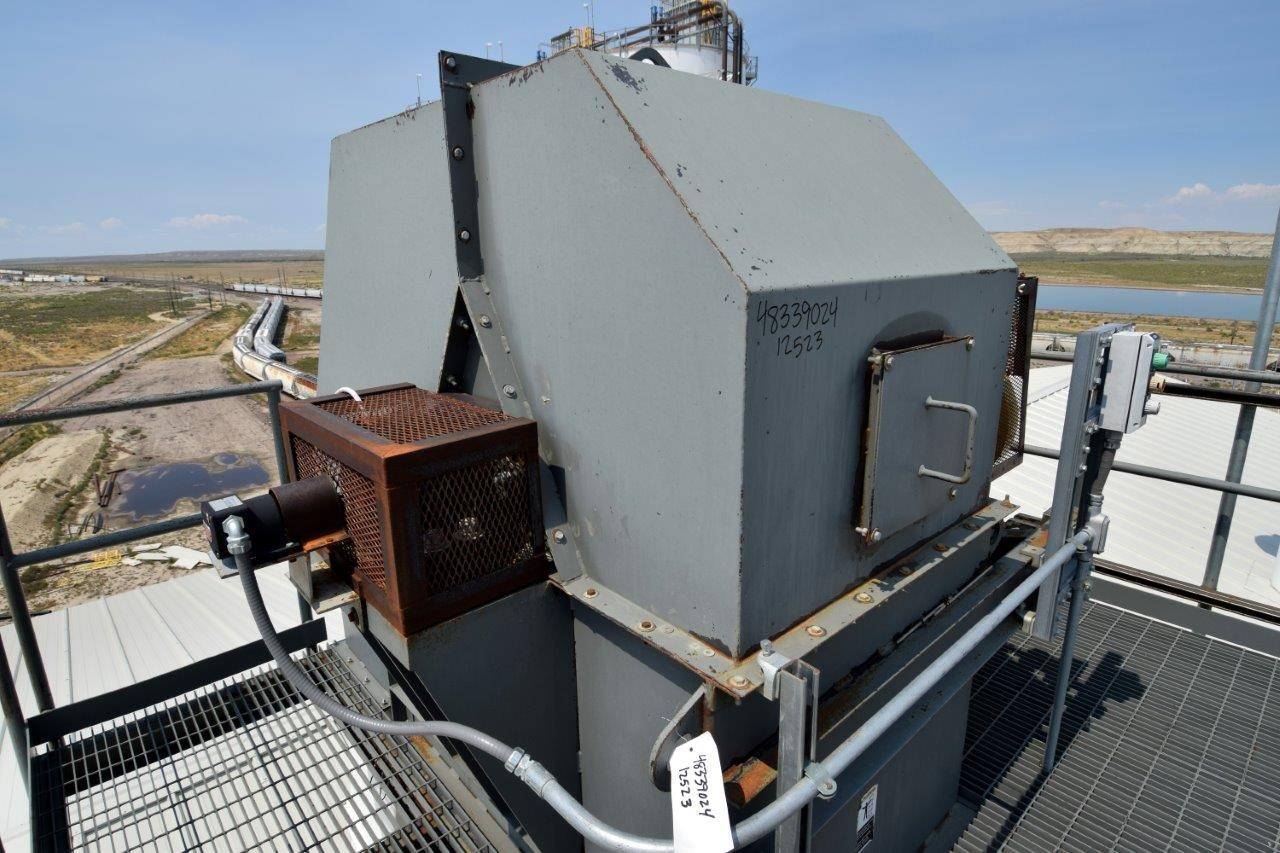 KWS Manufacturing Company Ltd  Carbon Steel Bucket Elevator | 12523