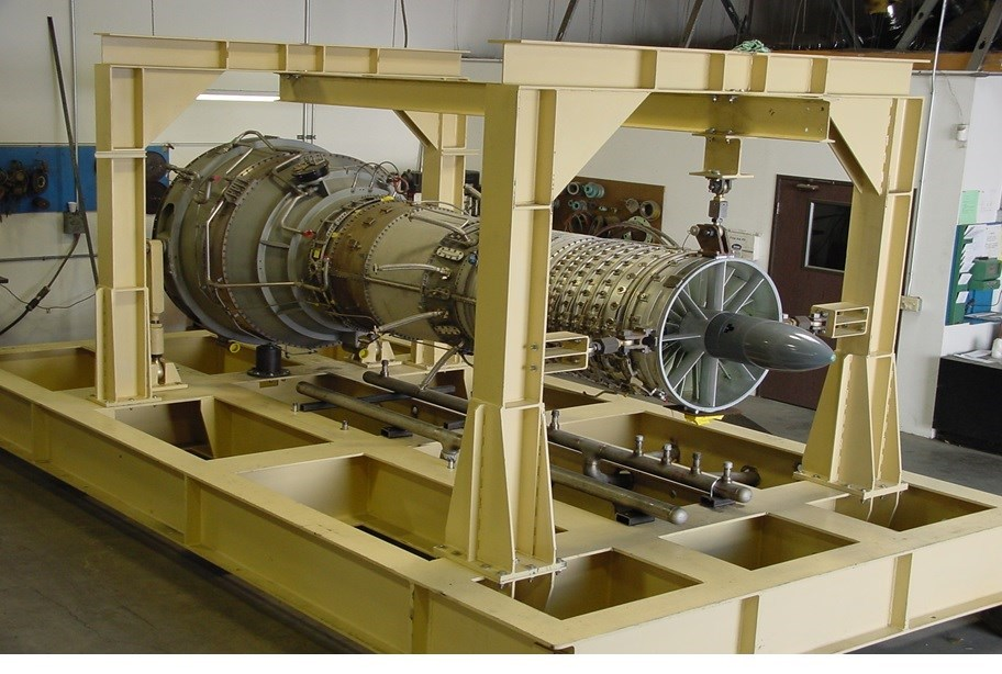 Lm 1500 Gas Turbine Generator 12104 New Used And