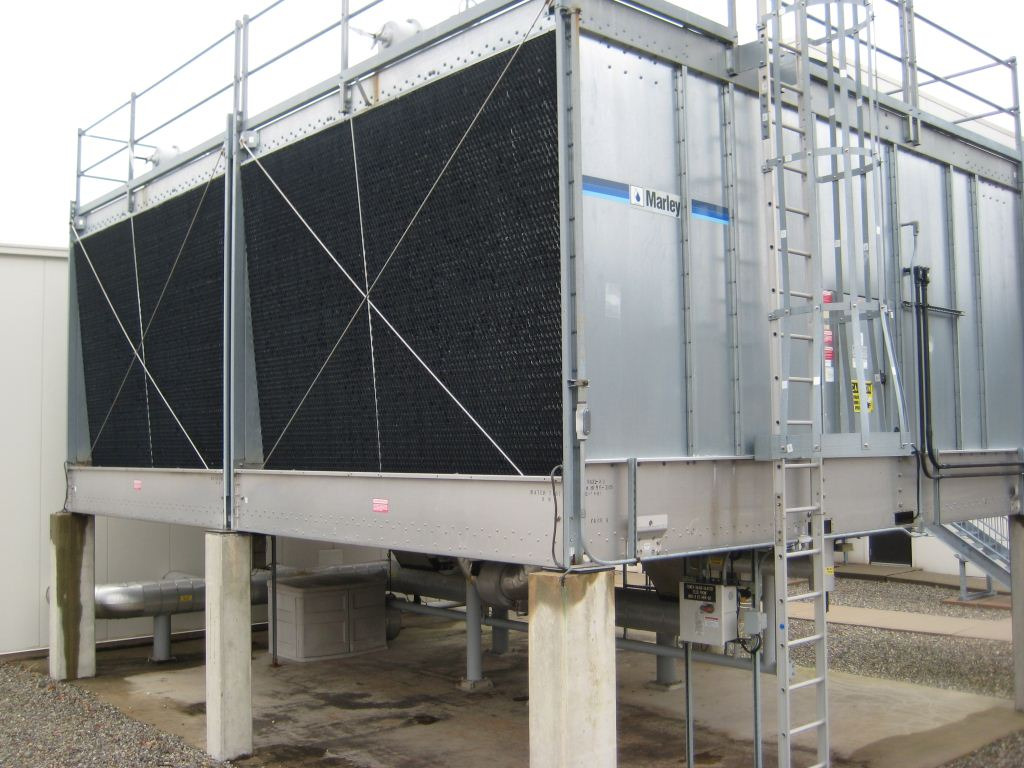 575 Gpm Marley Cooling Tower 6067 New Used And Surplus