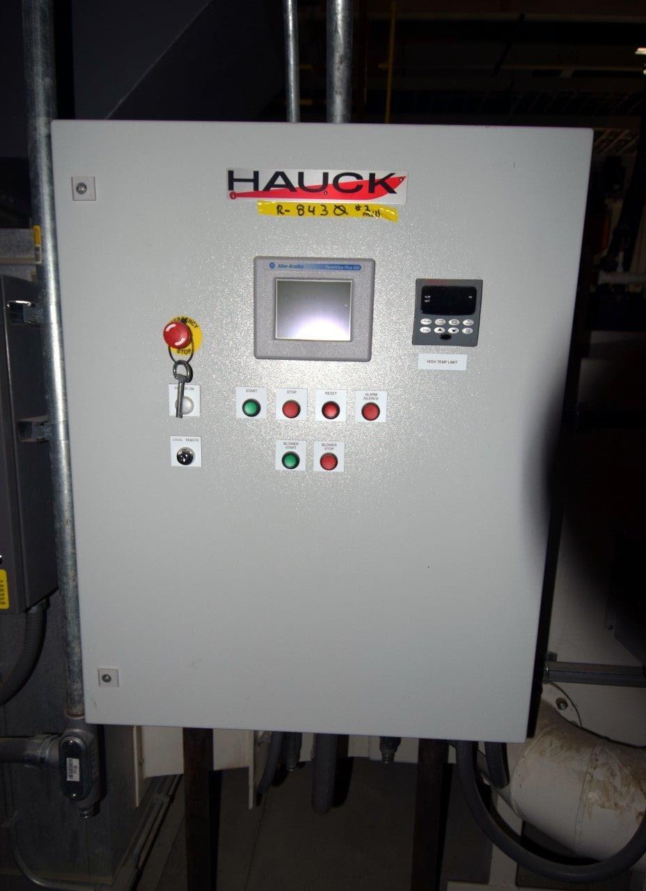 Munters Ica 1500 50 Dehumidification System 12529 New