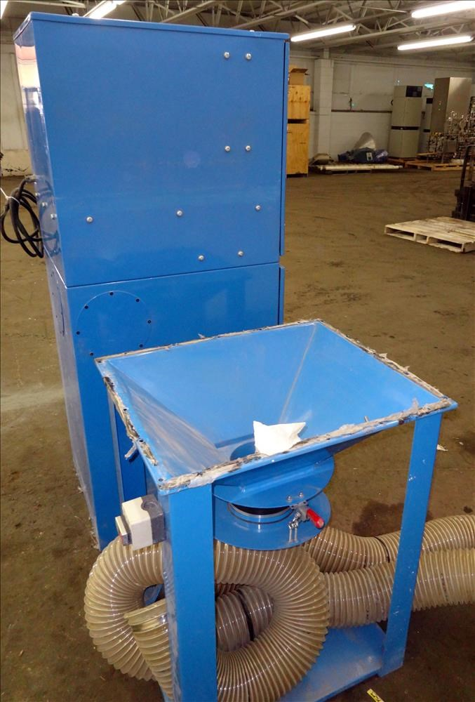 1500 CFM Torit Dust Collector | 9559 | New Used and Surplus