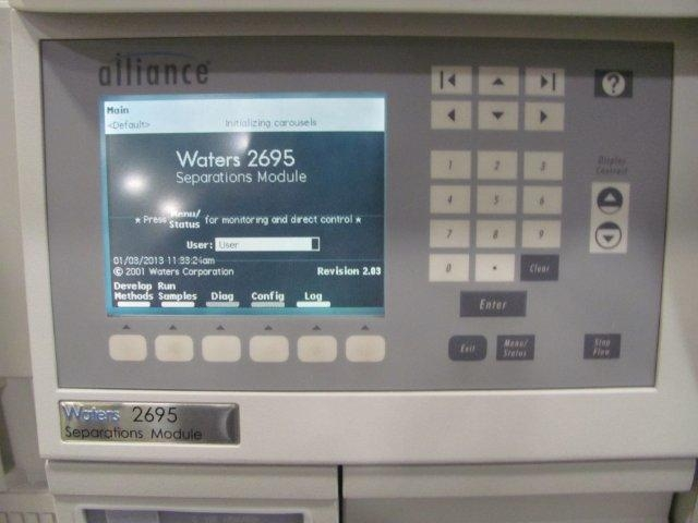 Waters Hplc 7097 New Used And Surplus Equipment