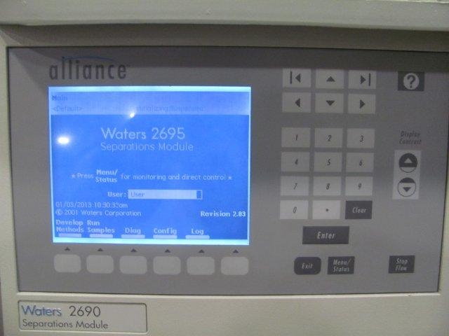 Waters Hplc 7096 New Used And Surplus Equipment